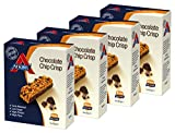 Atkins Chocolate Chip Crisp, Low Carb, High Protein Snack Bar