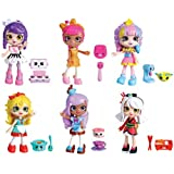 Happy Places Shopkins Series 1 - 6 Assorted Doll