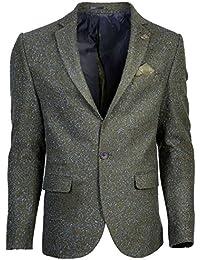 SMC by SEMCO Herren Premium Woll Sakko CKT-6055 - Slim Fit