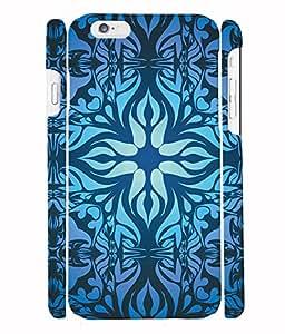 Fuson 3D Printed Pattern Designer Back Case Cover for Apple iPhone 6S - D1044