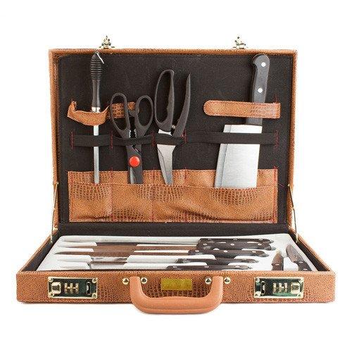 Kchenmesser Set Koffer 13 Stck