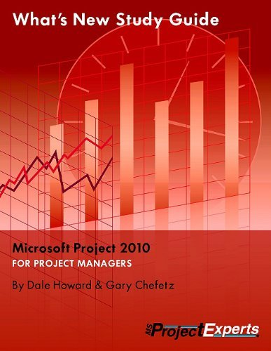 What's New Study Guide Microsoft Project 2010 by Dale A. Howard (2010-04-19)