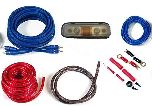 Adapter-Universe/® 5 x AGU Sicherung Glassicherung vergoldet 60A Ampere SG Set f/ür KFZ Auto PKW