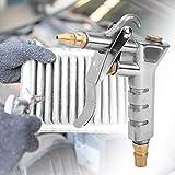 Pistola ad aria compressa Gun Pistola ad aria compressa da 8 mm Ugello lungo Ventilatore per polveri Case del computer Pulitore del motore Strumento di soffiaggio della polvere