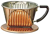Best Mr. Coffee Of The Black Pots - 101-CU 1 ~ 2 person copper coffee dripper Review