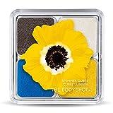 The Body Shop Gelbe Poppy Shimmer Cube Lidschatten Palette 31