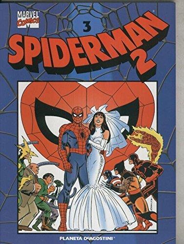 Coleccionable Spiderman volumen 2 numero 03