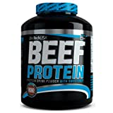 Biotech USA Beef Protein - 1,8 kg Strawberry