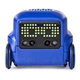 Boxer 6045394 Interactive A.I. Robot Toy (Blue) with Personality and Emotions, for Ages 6