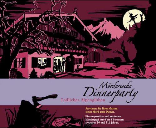 Mörderische Dinnerparty (Spiel), Tödliches Alpenglühen
