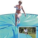 Paradies Pool GmbH Sicherheits-Abdeckung Ø 3,50m Safe Top mit Keilbiese für Funktionshandlauf