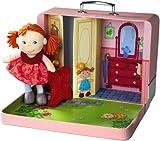 Haba 300158 - Puppe Shona, Weichpuppen