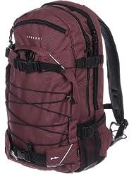 FORVERT Backpack Laptop Louis, Burgundy, 51 x 29.5 x 15 cm, 26.5 Liter, 880192