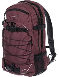 Forvert Backpack Laptop Louis - Mochila para portátil, color borgoña, ...
