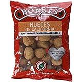 Borges - Nueces Cascara de California, Bolsa Almohada 500 g - [Pack de 4]