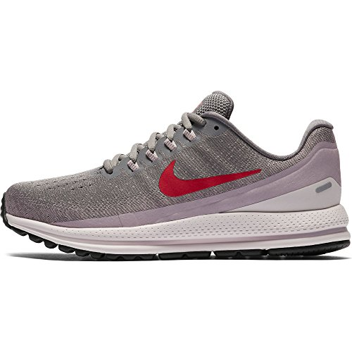 13 Donne Elementa Aria Nike Da Corsa Scarpe gunsmoke Vomero 004 Zoom Red Wmn Habanero Grigio IqUwXAw