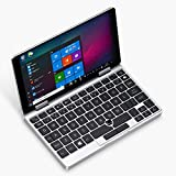 Wokee Compatible Windows 10 7-Zoll 1920 x 1200 Auflösung Touchscreen 360 ° rotierenden Tastatur Tablet-Portable Mini Laptop 1,92 GHz 8 GB + 128G Windows 1-128 GB Intel HD Graphic Gen8