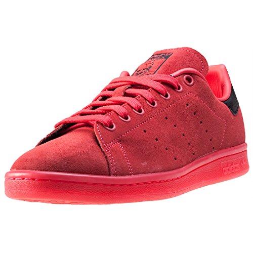 adidas Stan Smith Sneaker Herren rot / schwarz
