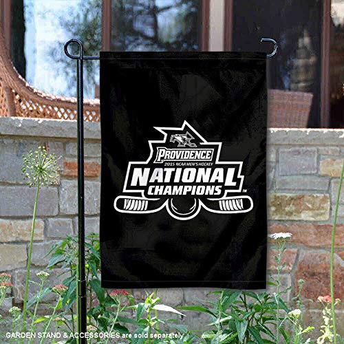College Flags and Banners Co. Providence Friars Antikgold 2015Herren Hockey National Champs Flagge