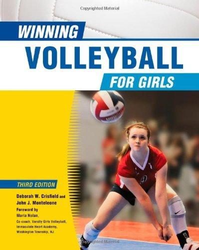 Winning Volleyball for Girls (Winning Sports for Girls) por Deborah W. Crisfield