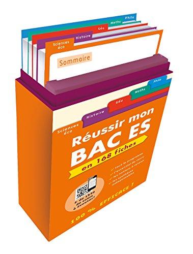 Boîte à fiches : Réussir mon Bac ES par Collectif