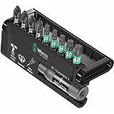 Wera 8755/67-9/IDC Impaktor Bit-Check 05057683001 Jeu d'embouts/Porte-embouts 10 pièces