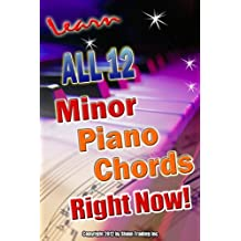 Learn all 12 minor piano chords right now! (Success in Music! Book 6)