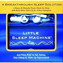 Little Sleep Machine: A Breakthrough Sleep Solution with Other [Import anglais]