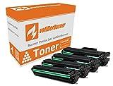 vollDerBurner XL Toner für Samsung MLT-D111S/ELS 4 * 1000 Seiten Black