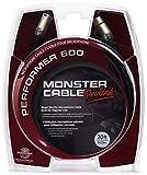 Monster Cable P600-M-20 - Cavo strumenti XLR-XLR, 6 m