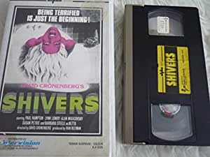 Shivers [VHS]