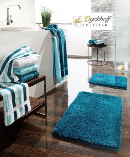 dyckhoff-opal-0900527489-tappeto-da-bagno-50-x-80-cm-verde-petrolio