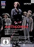 Carl Orff: Antigonae [DVD] by Katrin Gerstenberger