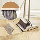 VISTANIA Broom Dustpan Kombination von Paketen Home Plastic Broom Soft Hair Swept The Hair Dustpan