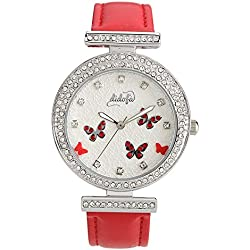 Didofà, Italian Designed Wrist Watch - Women's 3D Water Resistant Wrist Watch , DF-3012D