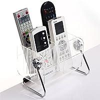 Moradiya Fresh Acrylic Stylish Home Desk Remote stand/ Remote holder