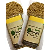 Our Organik Tree Organic Fenugreek/Methi Seeds 200 Gm - Pack of 2