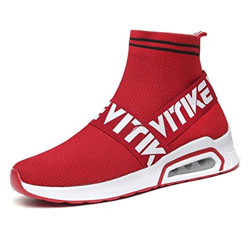 Donna Sneakers Scarpe da Ginnastica Ragazze Ragazzi Interior Casual all'Aperto Sportive Uomo Scarpe da Calzino