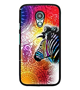 PrintDhaba Abstract Image D-5042 Back Case Cover for MEIZU M1 NOTE (Multi-Coloured)