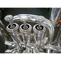 BESSON Besson Sovereign Euphonium/Tuba schwarz Top Cap Filze Set von 4