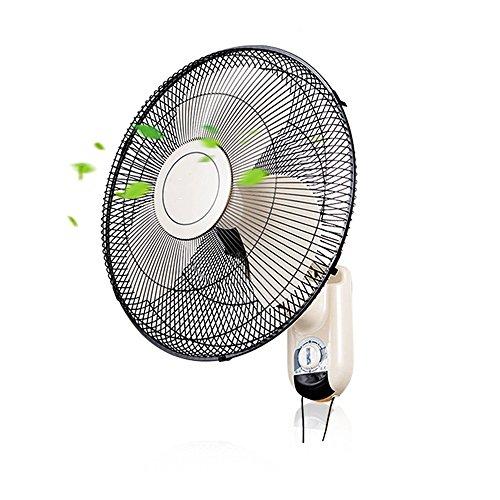 GaoPingXingFS MYQ Elektrolüfter Elektrischer Ventilator an der Wand befestigter Ventilator Heim Stiller Schwingen hängender Ventilator 3 Dateien Windgeschwindigkeit Mini-Fan - Wand-dateien Hängende