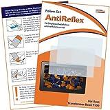 2x mumbi Displayschutzfolie für ASUS Transformer Book T100 (T100TA 25.65 cm 10.1 Zoll) Schutzfolie AntiReflex matt