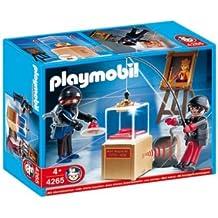 Playmobil 626099 - Policía Ladrones De Joyas