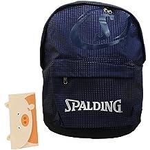 Spalding Mochila Bolso Escolar Tiempo Libre Deporte Violeta