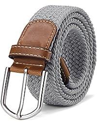 7875adfa1f Cintura in tessuto elasticizzato da donna e da uomo lunghezza da 100 a 130  cm intrecciata