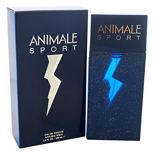 ANIMALE Sport Eau de Toilette Vaporisateur pour Homme 100 ml
