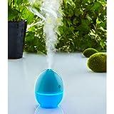 magiyard umidificatore 50ml USB Portable Atomizer per ufficio uovo a forma di ultrasuoni blu