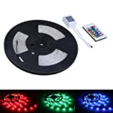 Jago – STRF10 3528WD/OT24 with Colourful LED Lights Decoration – 10 Meter – Remote Control With 24 Options – Waterproof