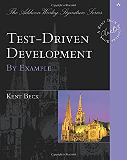 Test Driven Development. By Example (The Addison-Wesley Signature Series) (0321146530) | Amazon price tracker / tracking, Amazon price history charts, Amazon price watches, Amazon price drop alerts