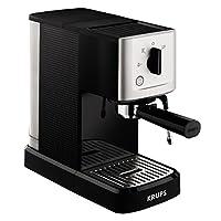 Krups Coffee Machine Steam & Pump espresso / cappuccino maker, XP344040